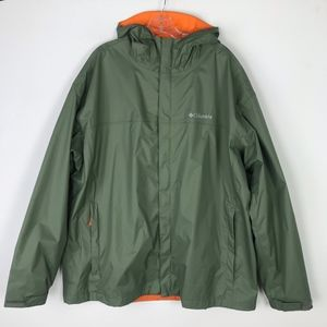 2c2ebf9cd82 Columbia Omni-Tech Rain Jacket Mens #1905